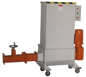 EPS cold compactor
